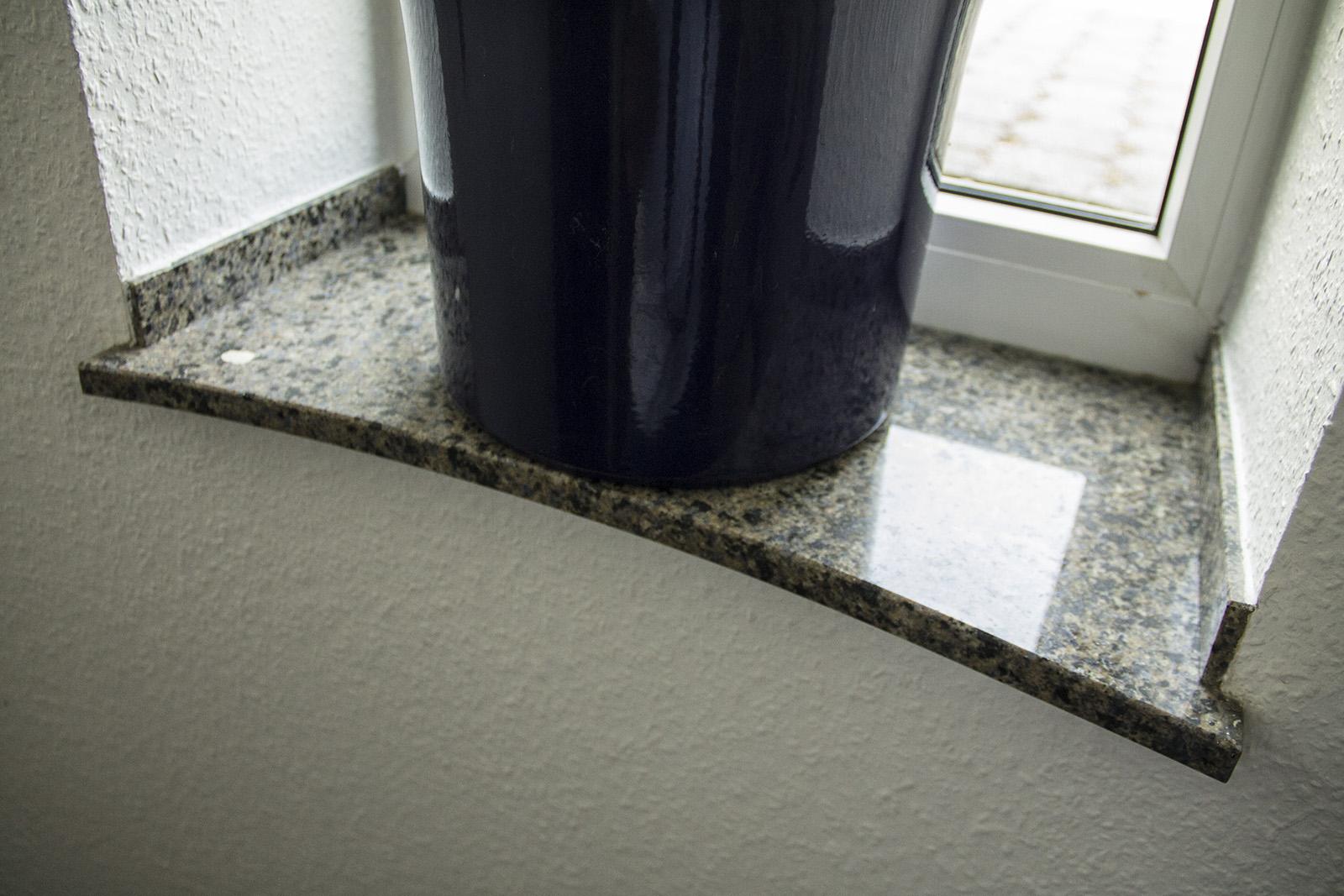 Marmor Kunze | Fensterbänke aus Naturstein